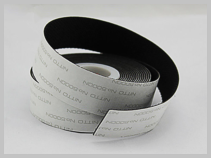 Sew On Self Adhesive Hook and Loop Tape Sticky Back