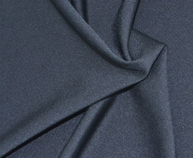Grey Solid polyester spandex fabric PSF-002 - XIAMEN FORTUNE FASHION ... Zebra Weight