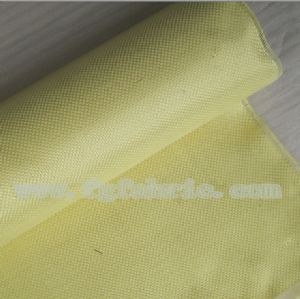 170g/m2 1670 Denier Kevlar Fiber Plain Woven Fabric|Aramid 0.23mm Thick 5/5 Threads/cm Warp/Weft Weave Fabric SKF-007