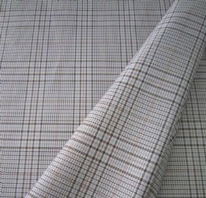 50D polyester twill yarn dyed fabric CWC-046