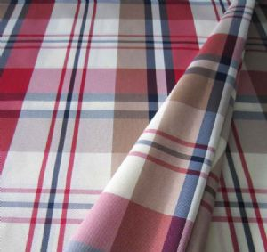75D polyester twill yarn dyed fabric CWC-051