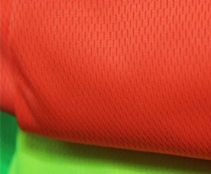 Anti-UV 100% polyester fabric|RICE MESH fabric dry fit MF-060