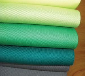 Polyester cotton anti-static satin fabric past EN1149 Standard SSR-014