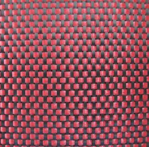 Aramid 1500 Denier Carbon Fiber 3K Plain Weave Fabric 195gsm|Carbon Kevlar Hybrid Cloth SCA-009