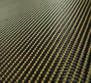 Aramid Carbon Fiber Weave Fabric 195gsm|Carbon Kevlar Hybrid Cloth SCA-013