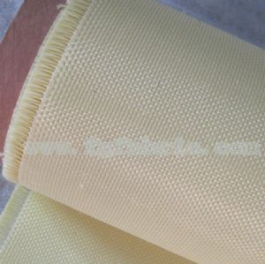 200g/m2 Para Aramid Fiber 1100 Denier Plain Weave Fabric|0.28mm Thick 9&9 Threads/cm Weft&Warp Kevlar Cloth SKF-004