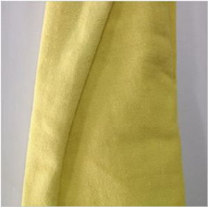 Aramid Kevlar Knitting Fabric Single-side Fleece 150-260 g/㎡,300-500g/㎡ SKF-009