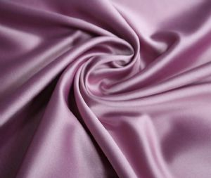 Beautiful bridal dress satin fabric DF-086