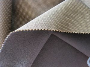 Bicolor mesh composite cloth JCF-018