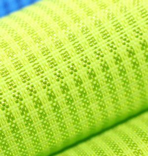 Bule and yellow color nylon ripstop fabric OOF-015