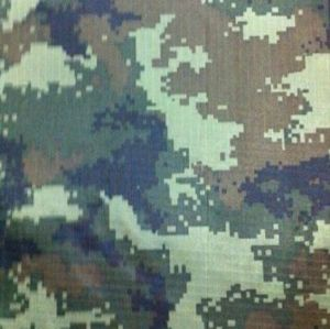 Camouflage printing tent fabric HTF-041