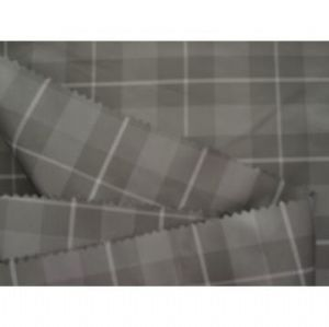 100% polyester fabric|Cation Plaid Fabric SBF-015