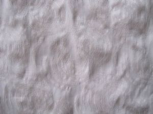 Circle jacquard PU coating taslon cloth JSJ-030