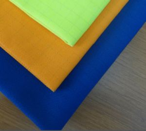 ESD high quality cotton fabric|cotton antistatic fabric SSR-001
