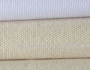 Cotton white 20oz woven canvas fabric handbag textile CCF-031