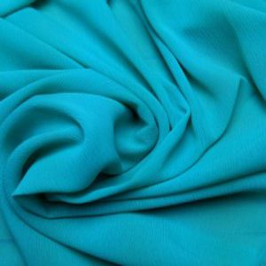 Crinkled chiffon fabric WCD-040