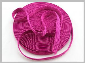 Custom Elastic Hook And Loop Strap,hook and loop belt Garment Accessories