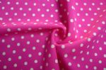 Dot Printed Strech Fabric for Beachwear SSF-003