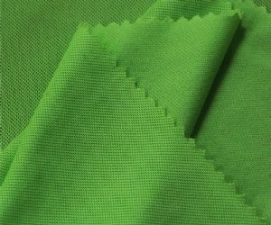 Dry fit shirt fabric|pique mesh 100% polyester fabric for polo shirt MF-072