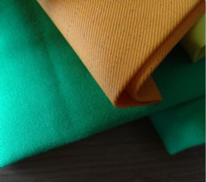100% cotton protective textile|EN1149 factory uniform material esd antistatic fabric SSR-005