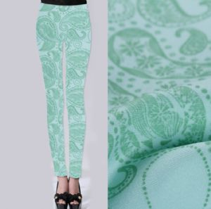Fruit printed twill leggings fabric PF-058