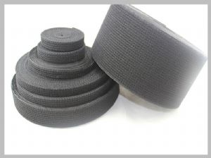 Heavy duty Nylon Hook And Loop Sew On Mixed Same Surface velcro rolls canada, 10mm to 110mm Width