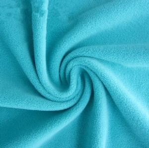100%Polyester Polar Fleece for Garments and Hometextile, DTY150d/144f KFE-028