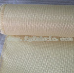 Aramid Fiber 200 Denier Plain Woven 60g/m2 Fabric|Kevlar Yarn Weave Fabric SKF-001