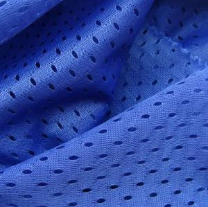 Knit polyester Mesh Fabric MF-105