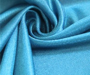 Knitting bright interlock 100% polyester fabric KKF-063