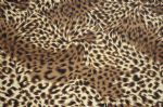 Leopard Printed Nylon Swimwear fabric SSF-095