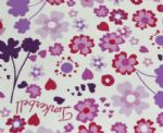 Lovely Flower Lycra Swimsuit Fabric SSF-024