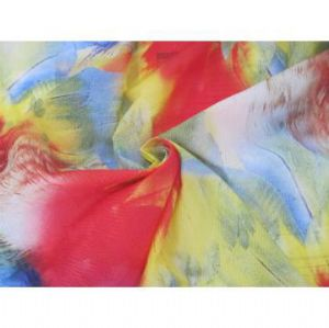 Microfiber nylon fabric new cold printing WCF-053