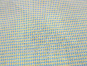 100% Nylon ATY yarn dyed houndstooth fabric CWC-007