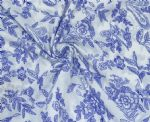Nylon Flower Lycra lingerie fabric PFF-061