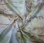 Nylon Sapndex Floral Printing Lingerie Fabric PFF-040