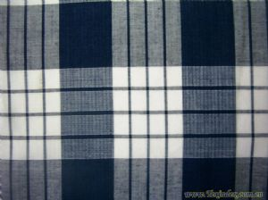 Nylon yarn dyed fashionable plaid fabric CWC-017