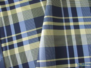 Nylon yarn dyed popular plaid fabric CWC-018