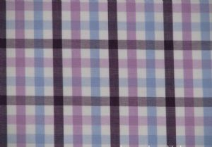 Nylon yarn dyed beautiful plaid fabric CWC-023