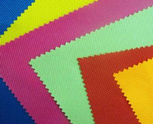 100% Polyester Woven PU Coated Polyester Oxford Fabric OOF-020