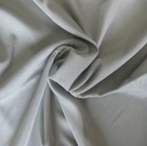 Peach twill polyester uniform fabric MSF-005