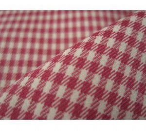Plaid polyester stretch fabric with excellent elasticity for garments CWC-031