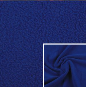 Solid Dyed Spun Polar Fleece Plain Polar Fleece 100% Polyester Terry Fleece High Quality KFE-033