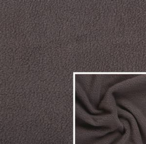 Plain Color Anti-Pilling Polar Fleece Poly Fleece 100% Polyester Terry Fleece Cheap KFE-034