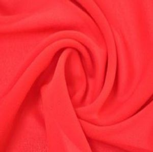 Polyester 75D solid chiffon fabric WCD-049