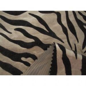 100% Polyester Flocked Memory Fabric AWF-049