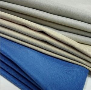 Polyester Gabardine Twill Fabric for Hotel Uniform MSF-061