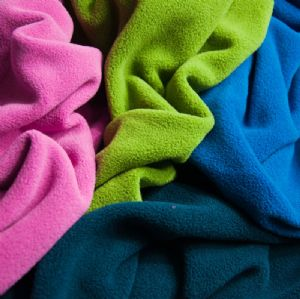 100% Polyester Polar Fleece Fabric KFE-027