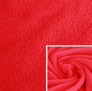 DTY 150d 288f Plain Dyed 100% Polyester Polar Fleece for Blanket KFE-035