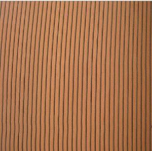 100% Polyester Wool Peach Stripe Fabric MSF-006